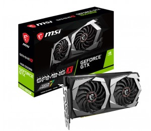 Msi Nvidia Geforce Gtx 1650 Super Gaming X 4Gb Gddr6 7680 X4320 3Xdp1.4 1Xhdmi2.0B 1755 Mhz Torx Fan 3.0 G-Sync Vr Gtx 1650 Super Gaming X
