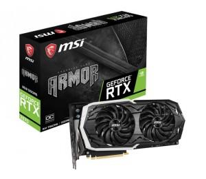 Msi Nvidia Geforce Rtx 2070 Armor 8g Oc Rtx 2070 Armor 8g Oc