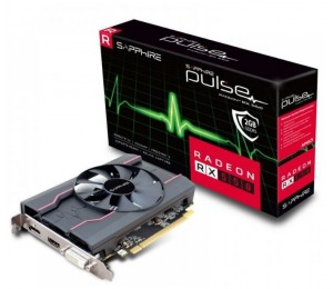 Sapphire Amd Pulse Rx 550 4Gb Gaming Video Card 11268-15-20G