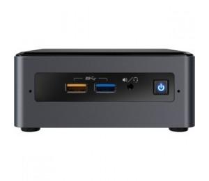 INTEL NUC CEL-J4005 MINI PC DESKTOP KIT SATA HDMIX2 4GB 32GB LAN SDXC 4 X USB3.0 WIFI W10H BOXNUC7CJYSAL4