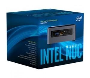 INTEL NUC MINI PC i3-7100U 4GB 1TB 16GB OPTANE WL-AC WIN 10 HOME 64 3YR BOXNUC7I3BNHXF