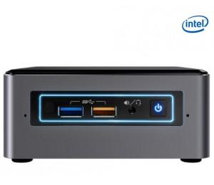 """Intel NUC Barebone Kit 7th Gen Intel Core i5-7260U (Turbo up to 3.40GHz), DDR4(0/ 2), SATA-2.5"""""""