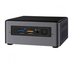 INTEL NUC MINI PC i5-7260U 4GB 1TB 16GB OPTANE WL-AC WIN 10 HOME 64 3YR BOXNUC7I5BNHXF