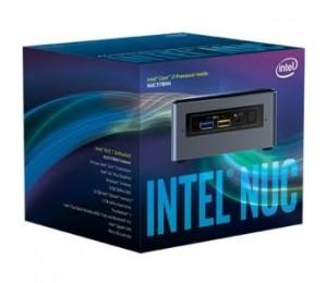 INTEL NUC MINI PC i7-7567U 8GB 2TB 32GB OPTANE WL-AC WIN 10 HOME 64 3YR BOXNUC7I7BNHXG