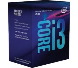 Intel Boxed Processor I3-8300 (8m Cache 3.70ghz) Lga1151 Bx80684i38300