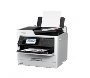 Epson Workforce Pro Wf-c5790 A4/duplex/wireless [print/copy/scan/fax] Inkjet Mfc Printer C11cg02501