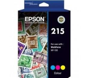 EPSON Tri-colour ink cartridge WF-100 C13T216092