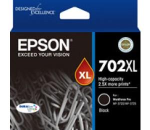 Epson 702xl Black Durabrite Ink C13t345192