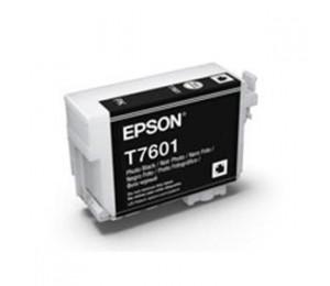 EPSON UltraChrome HD Ink - Photo Black Ink Cartridge C13T760100