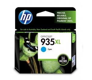 Hp 935xl Cyan Ink Cartridge C2p24aa-new