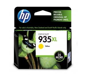 Hp 935xl High Yield Yellow Ink C2p26aa C2p26aa
