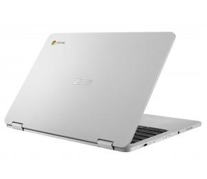"""Asus Chromebook Flip M3-6Y30 Processor (4M Cache Up To 2.2 Ghz) 12.5"""" Fhd 8Gb Ddr3 32Gb Emmc Hd"""