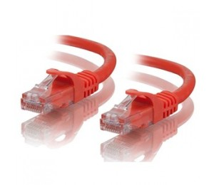 Alogic 0.5m Orange Cat5e Network Cable C5-0.5-orange