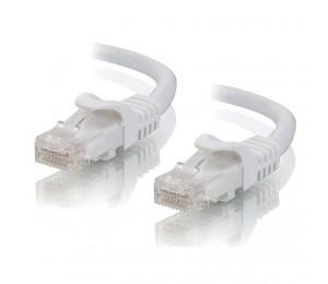 Alogic 1m White Cat5e Network Cable C5-01-white