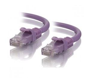 Alogic 0.5m Purple Cat6 Network Cable C6-0.5-purple
