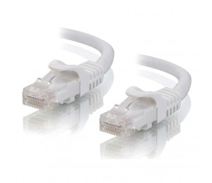 Alogic 2M White Cat6 Network Cable C6-02-White