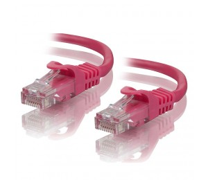 Alogic 0.5m Pink Cat6 Network Cable C6-0.5-pink