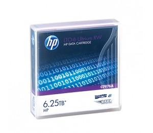 HP 300 X HP LTO6 - 2.5/ 6.25TB DATA CARTRIDGE C7976A-300