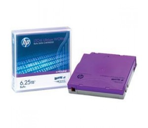 HP LTO-6 Ultrium BaFe WORM Data Tape C7976BW