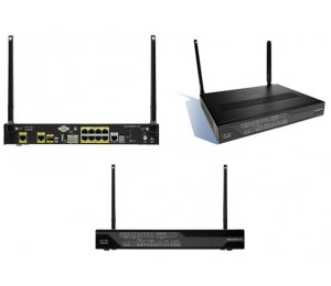 CISCO C899 FDD AND TDD LTE APAC ANZ LATAM HSPA+ SMS/GPS C899G-LTE-LA-K9