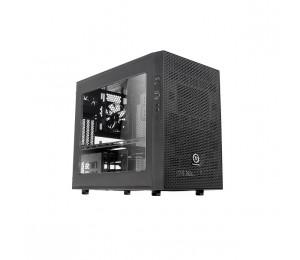 Thermaltake Mini Itx Case: Core X1 Sff (usb3.0) Black Ca-1d6-00s1wn-00