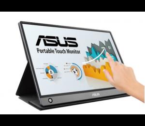 Asus ZenScreen Mb16Amt 15.6In Ips Fhd Mhdmi Usb 3Y Mb16Amt