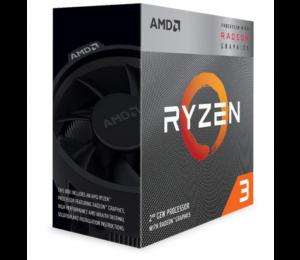 AMD Ryzen™ 3 3200G with Radeon™ Vega 8 Graphics (YD3200C5FHBOX)
