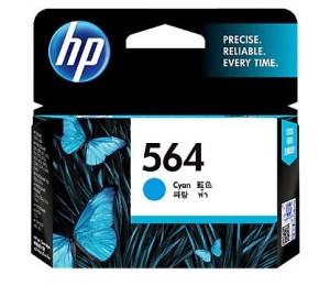 HP 564 CYAN INK CARTRIDGE CB318WA