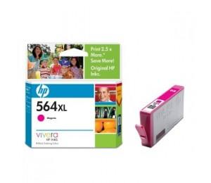 HP 564XL High Yield Magenta Original Ink Cartridge CB324WA