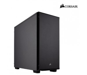 Corsair Mid Tower Case: Carbide Series 270R Solid side panel 2x USB 3.0 1x 120mm Fan ATX 270R-SOLID