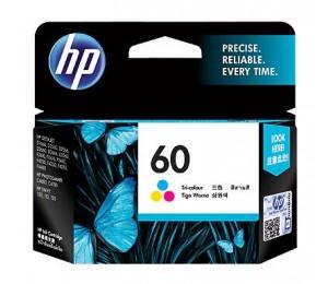 HP 60 TRI-COLOR INK CC643WA CC643WA