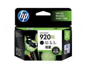 Hp 920Xl High Yield Black Ink Cd975Aa Cd975Aa