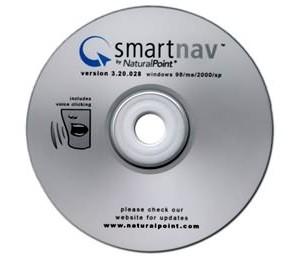 NaturalPoint SmartNAV Voice Clicking Software