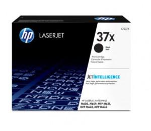 HP 37X High Yield Black Original LaserJet Toner Cartridge CF237X