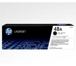 Hp 48a Black Laserjet Toner Cartridge Cf248a