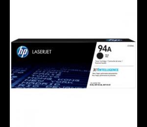 Hp 94A Black Laserjet Toner Cartridge Cf294A