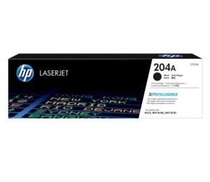 HP 204A Black LaserJet Toner Cartridge CF510A