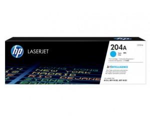 HP 204A Cyan LaserJet Toner Cartridge CF511A