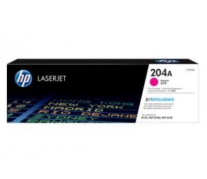 HP 204A Magenta LaserJet Toner Cartridge CF513A