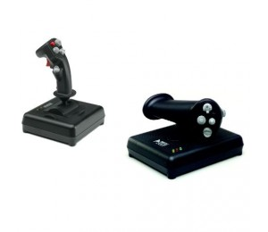 Ch Topgun Pack - Includes Both The F-16 Fighterstick (usb) & Pro Throttle (usb)