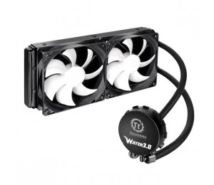 Thermaltake Water 3.0 Extreme S Enclosed Liquid Cooling System [clw0224-b] Cl-w0224-b