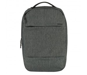 Incipio Technologies Incase City Collection Compact Backpack Heather Black Gunmetal Gray Cl55571