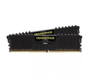 CORSAIR Vengeance LPX 16GB (2 x 8GB) DDR4 DRAM DIMM 2666MHz CL16 Black heat spreader 1.2V XMP