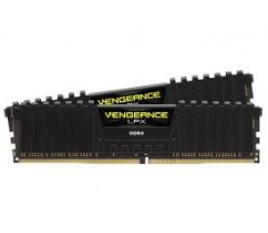 Corsair DUAL CHANNEL: 8GB (2x4GB) DDR4-2133 Vengeance LPX DIMM 13-15-15-28 2x288-pin CMK8GX4M2A2133C13