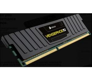 Corsair DUAL CHANNEL: 8GB (2x4GB) DDR3-1600 CL9 Low Profile Vengeance module for AMD, Intel Dual