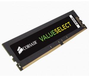 Corsair Value Select 8gb Ddr4 Dram Dimm 2400mhz Unbuffered 16-16-16-39 1.20v Cmv8gx4m1a2400c16