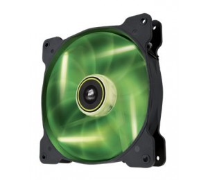 Corsair The Air Series SP 140 LED High Static Pressure Fan Cooling Green Single Pack CO-9050027-WW
