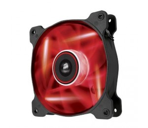 Corsair The Air Series SP 120 LED High Static Pressure Fan Cooling Red Dual Pack CO-9050029-WW