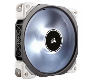 Corsair ML120 PRO LED White 120mm Premium Magnetic Levitation Fan CO-9050041-WW