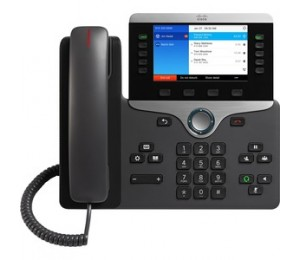 Cisco Ip Phone 8841 W/Multiplatform Phone Firmware Remanufactured Cp-8841-3Pcc-K9-Rf